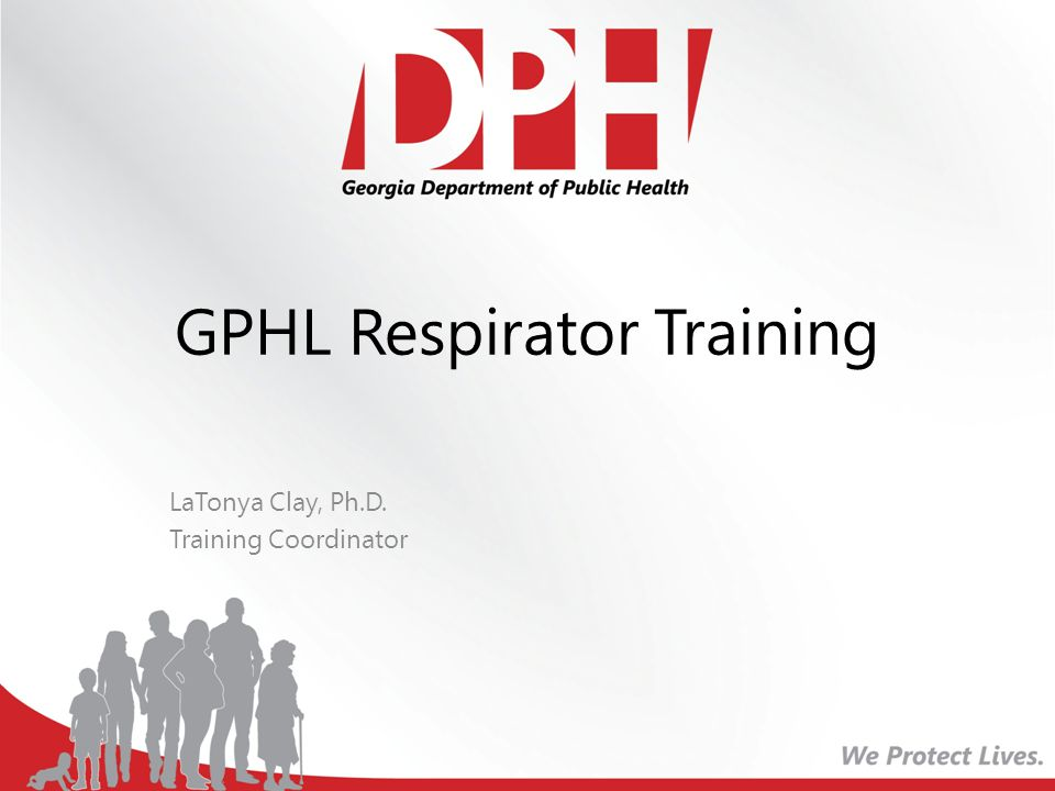 GPHL Respirator Training