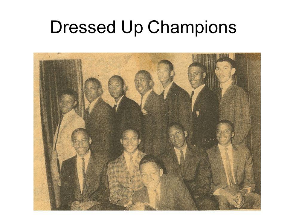 Dressed Up Champions