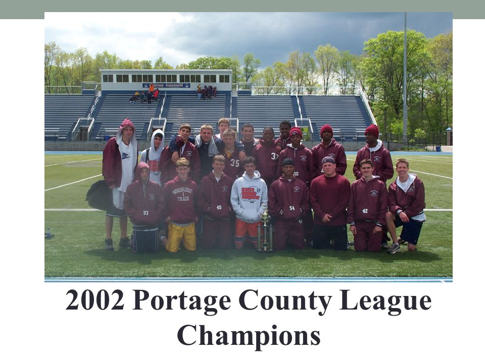 2002 Portage County League Champions