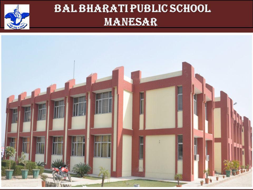Bal Bharati Public School manesar