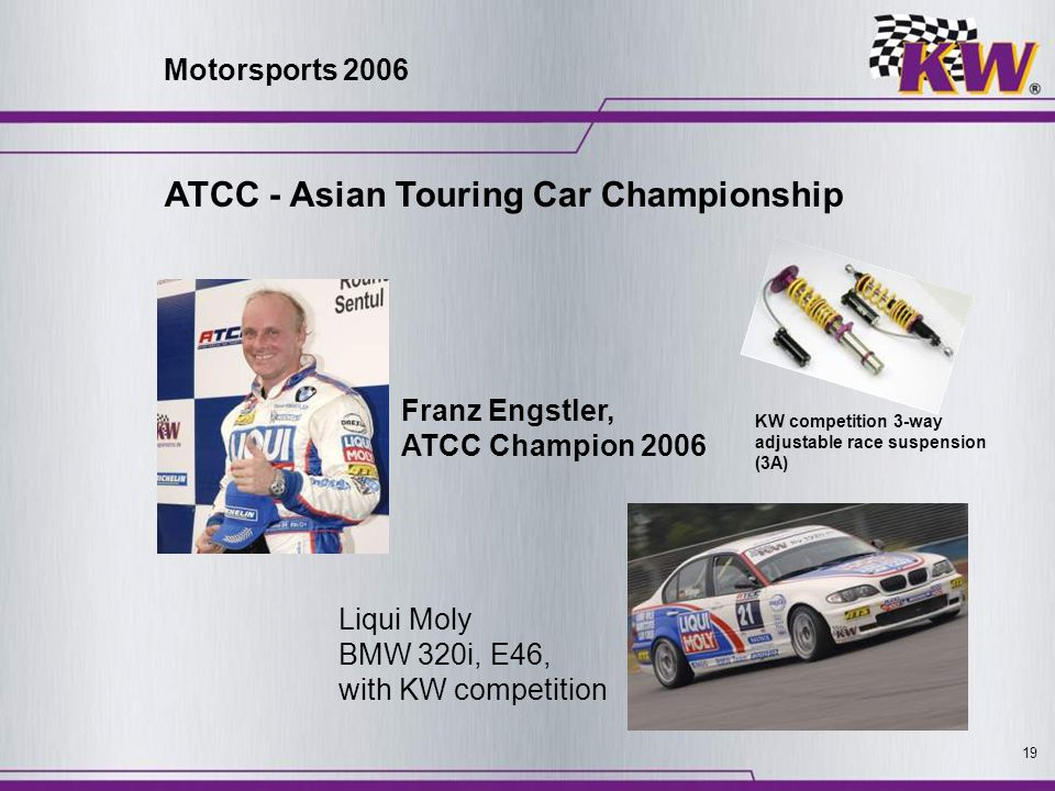 ATCC - Asian Touring Car Championship