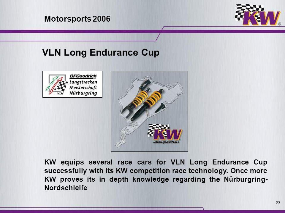 VLN Long Endurance Cup Motorsports 2006