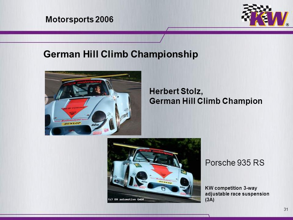 German Hill Climb Championship