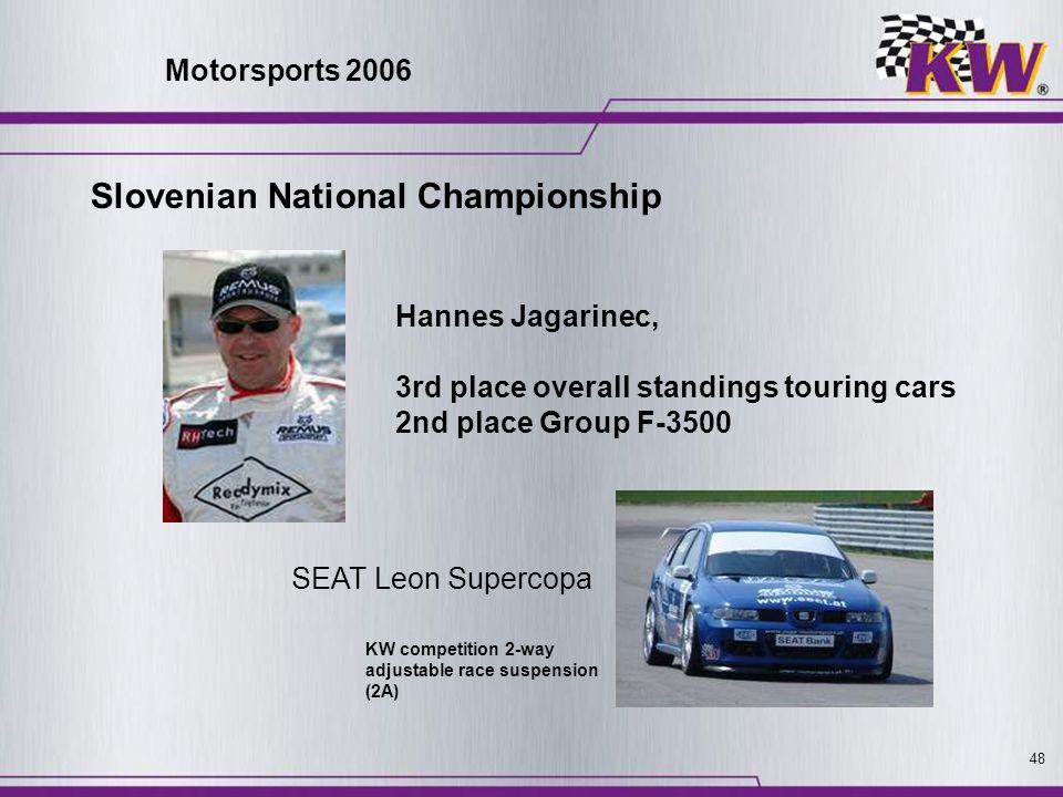 Slovenian National Championship