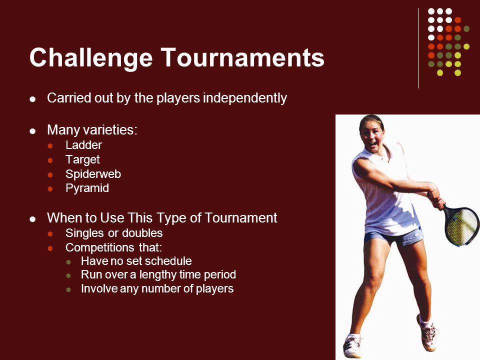 Challenge Tournaments