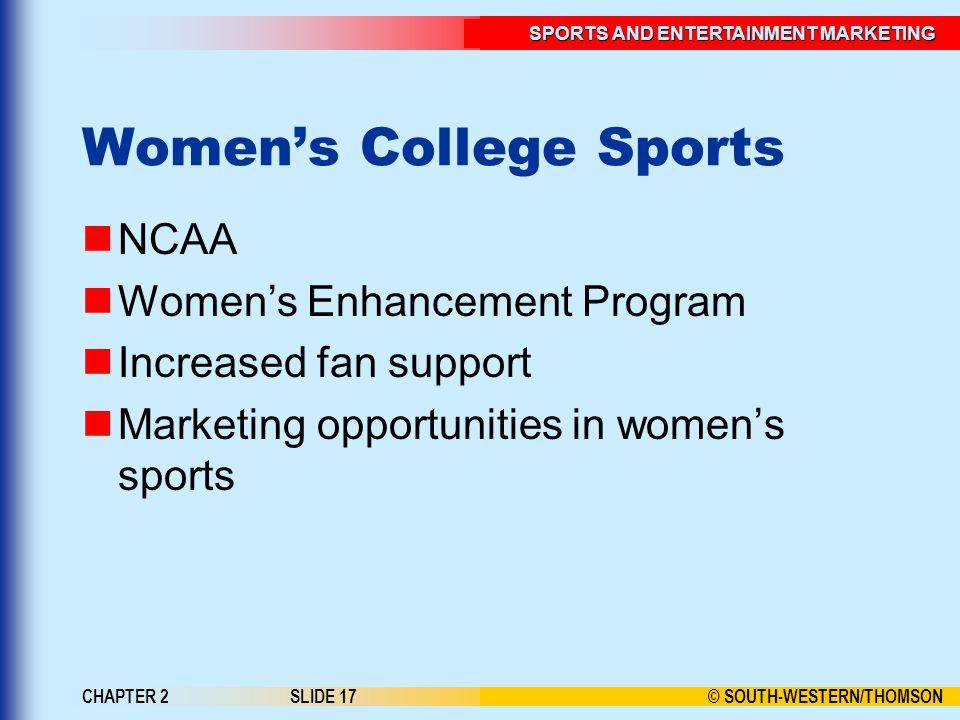 Women's College Sports