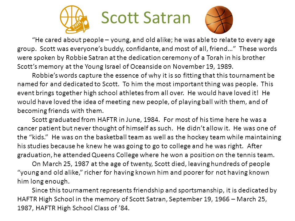 Scott Satran