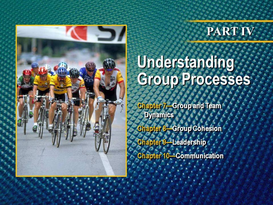 Understanding Group Processes