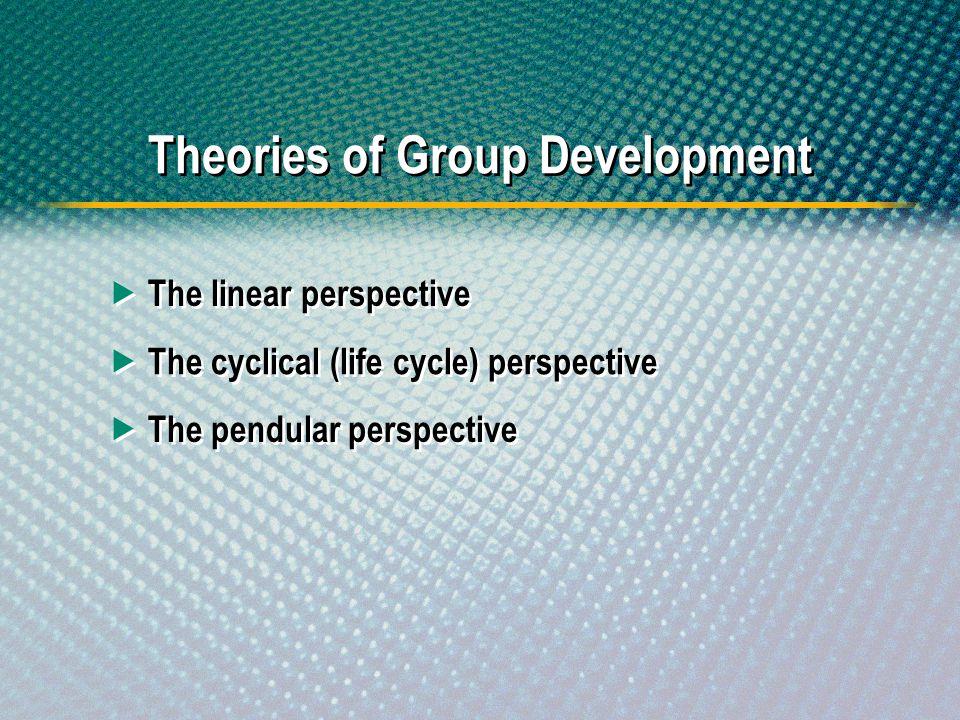 Theories of Group Development