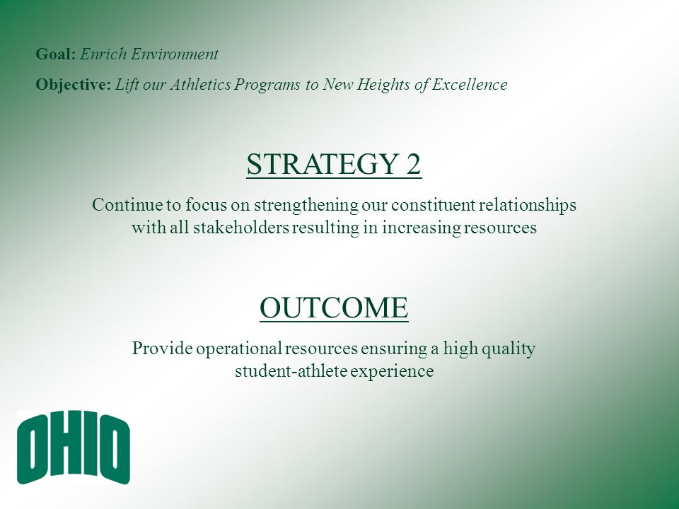 Goal: Enrich Environment