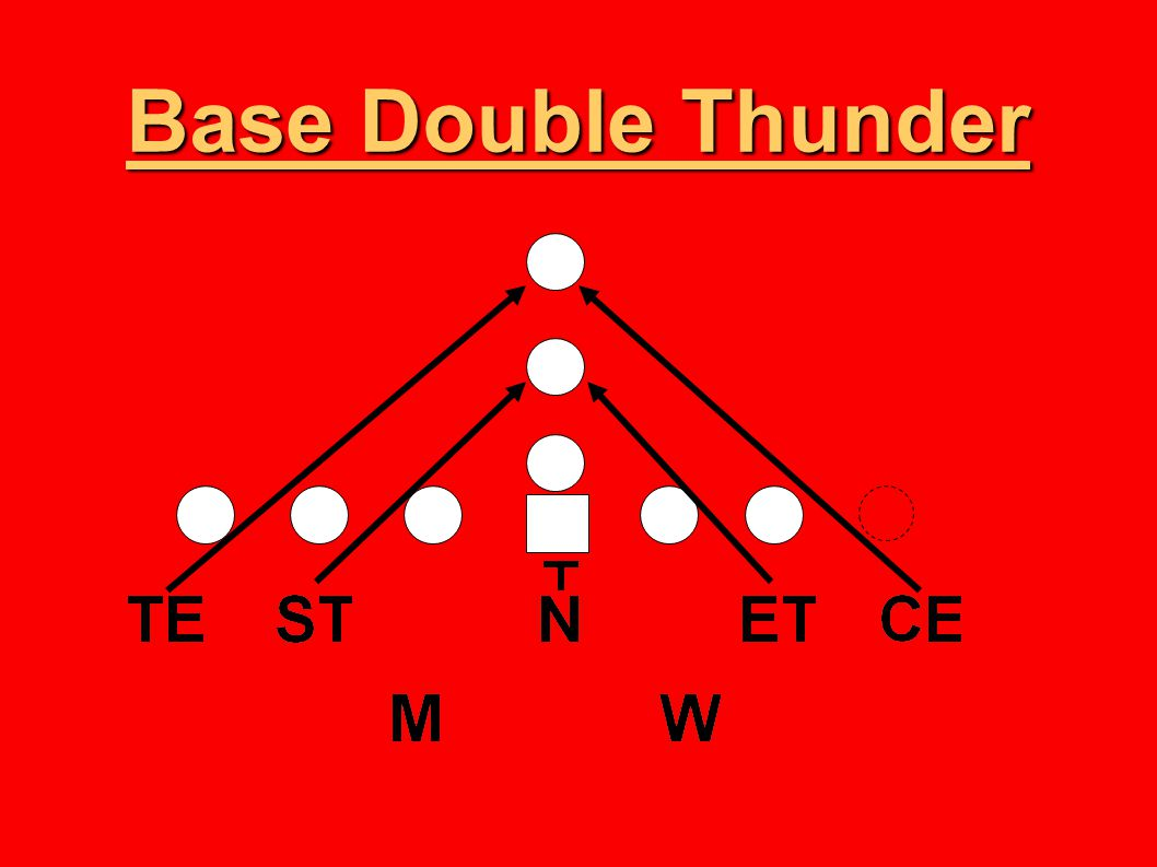 Base Double Thunder