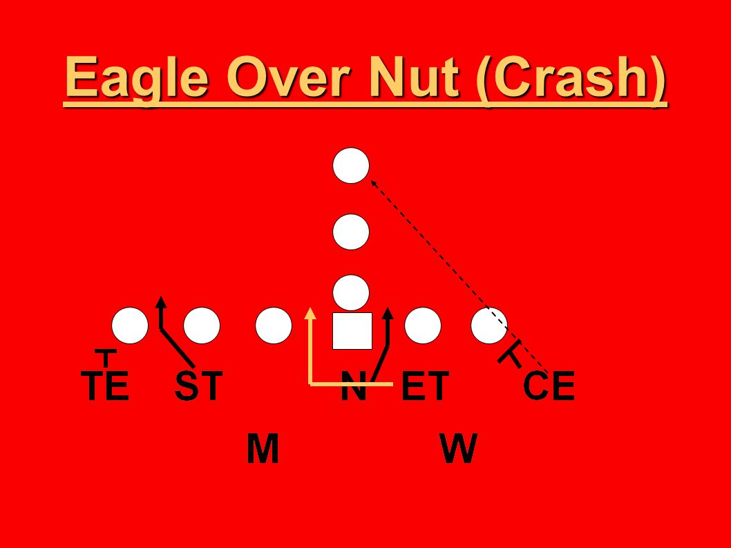 Eagle Over Nut (Crash)