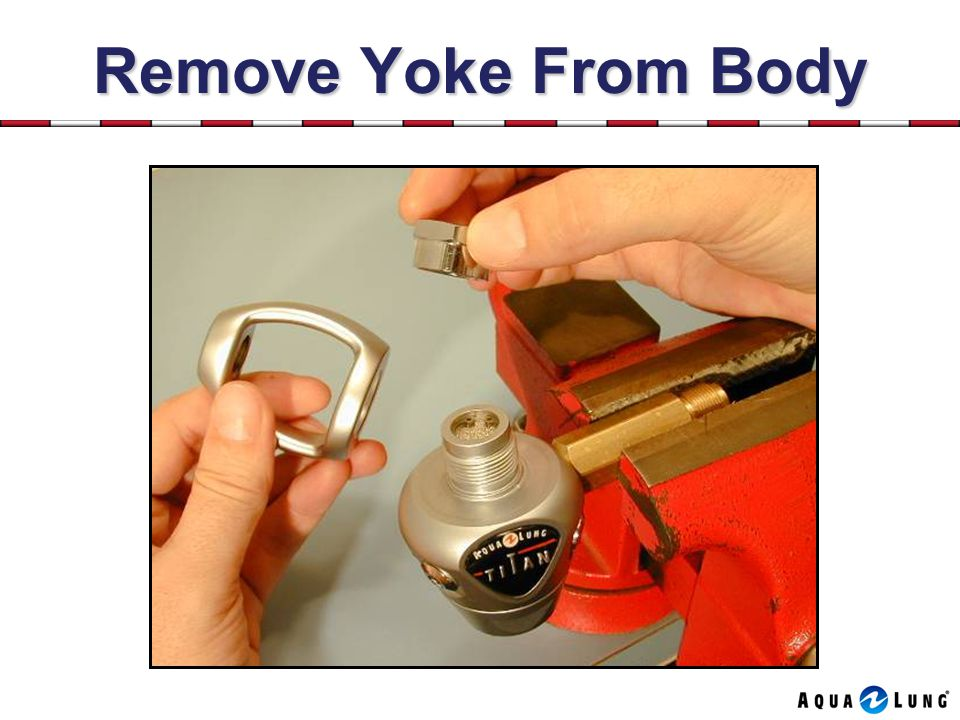 Remove Yoke From Body