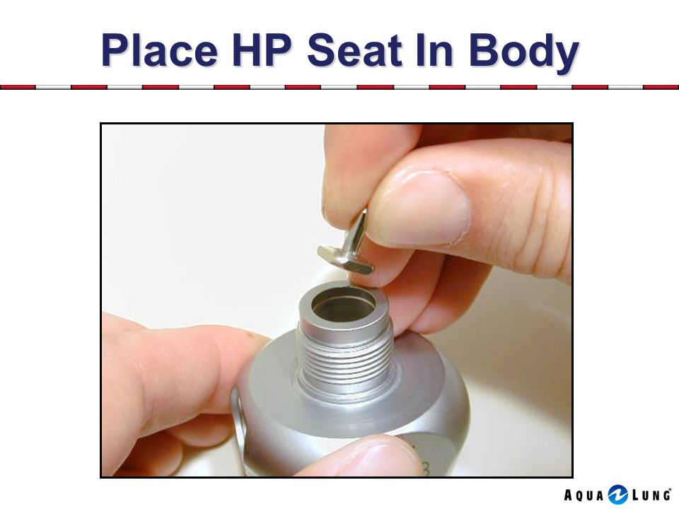 Place HP Seat In Body
