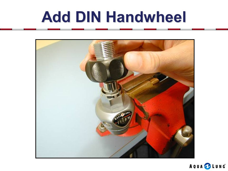 Add DIN Handwheel