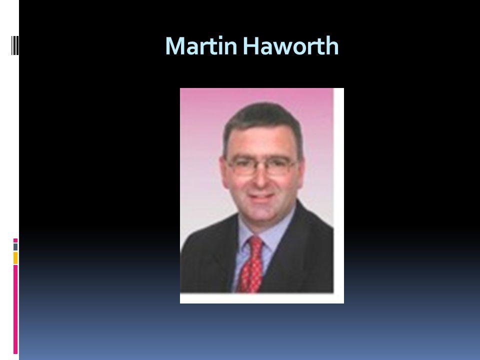 Martin Haworth