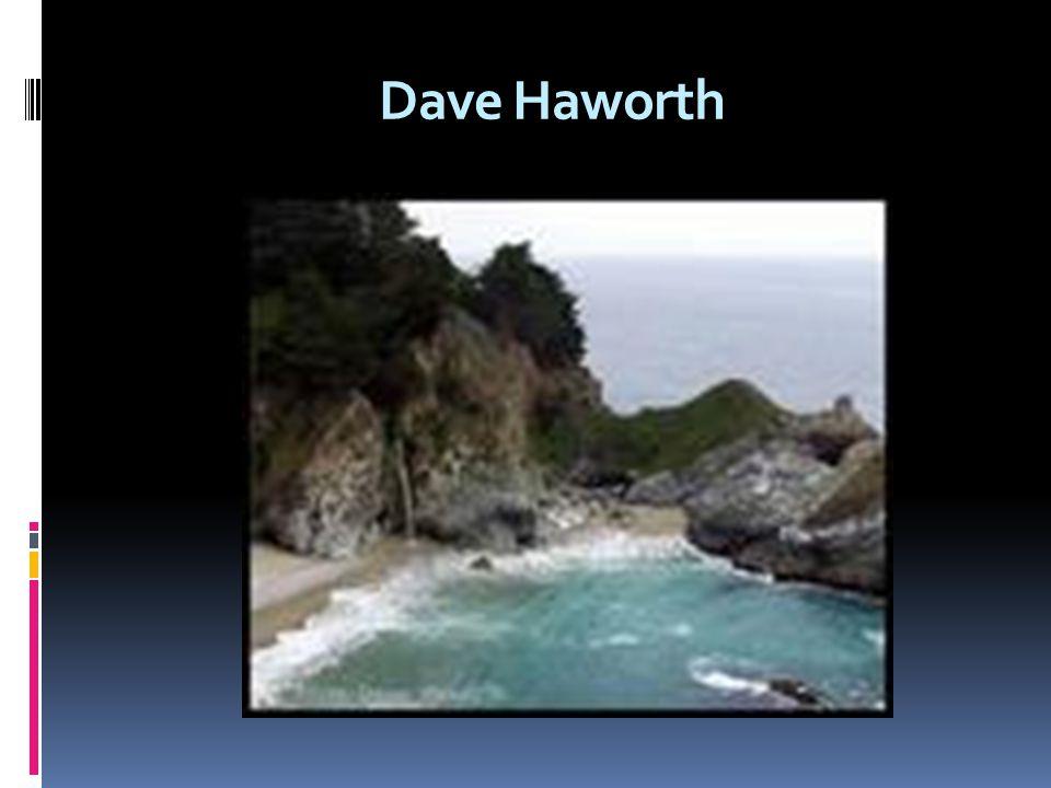 Dave Haworth