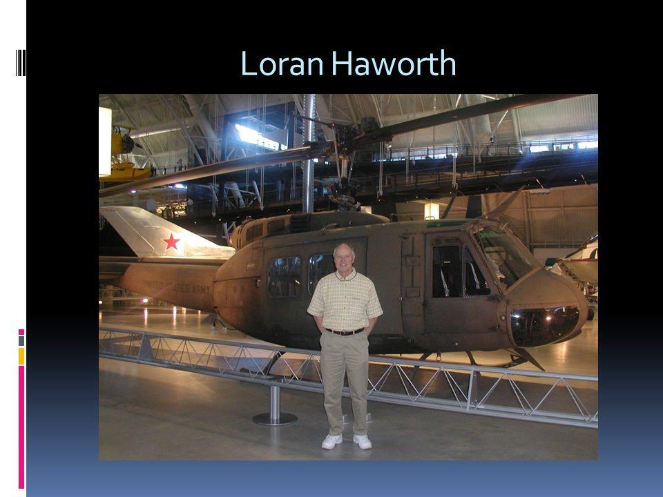 Loran Haworth