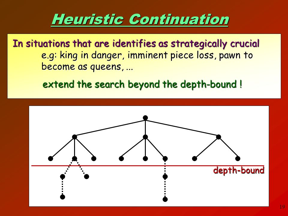 Heuristic Continuation