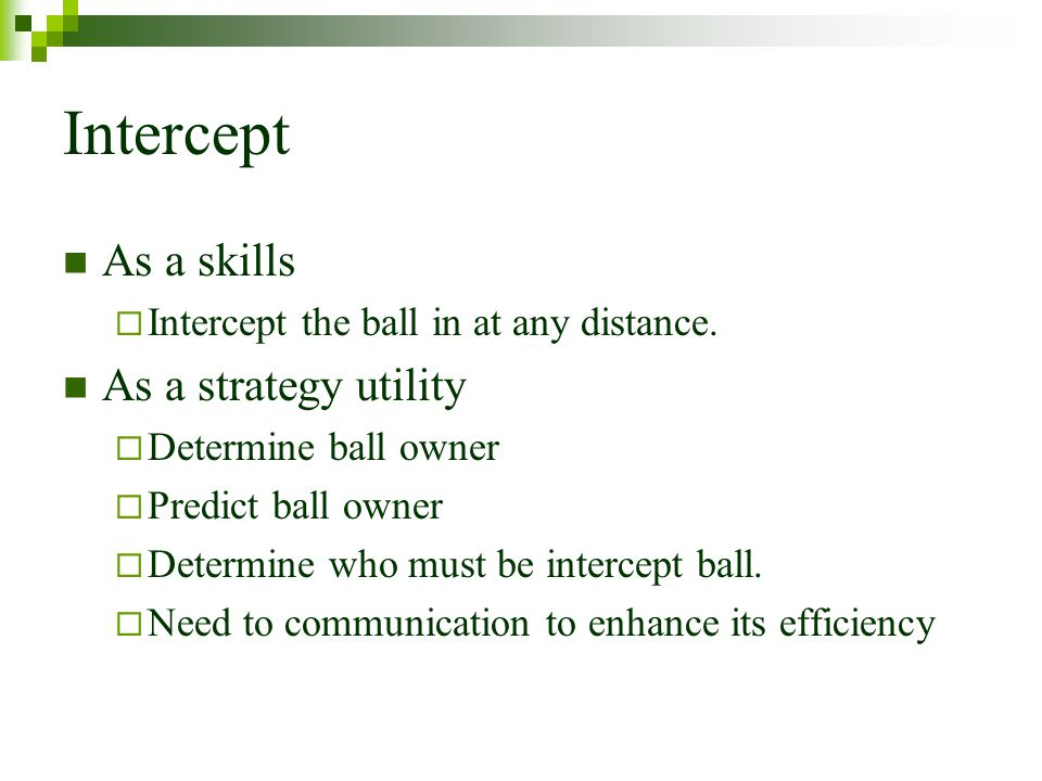 Intercept As a skills As a strategy utility