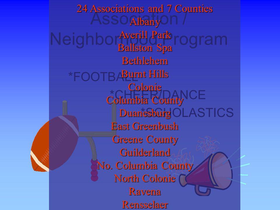 Association / Neighborhood Program