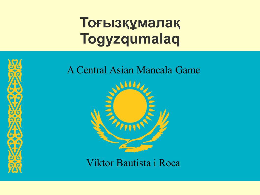 Тоғызқұмалақ Togyzqumalaq
