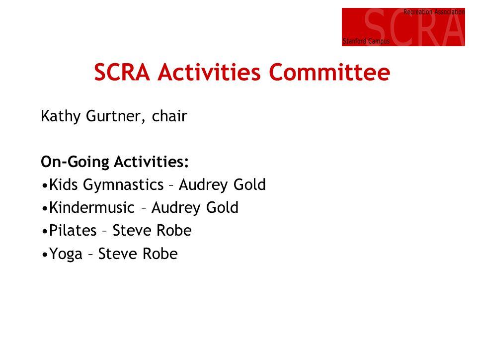 SCRA Activities Committee