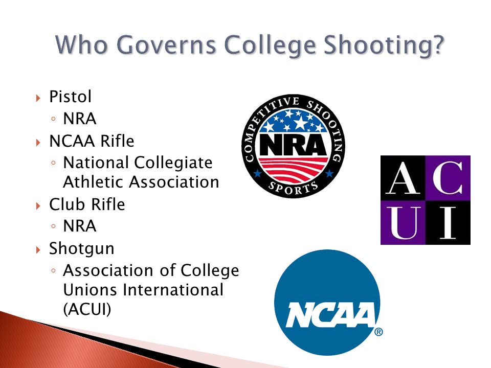 Who Governs College Shooting