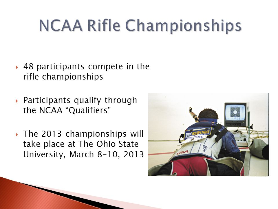 NCAA Rifle Championships