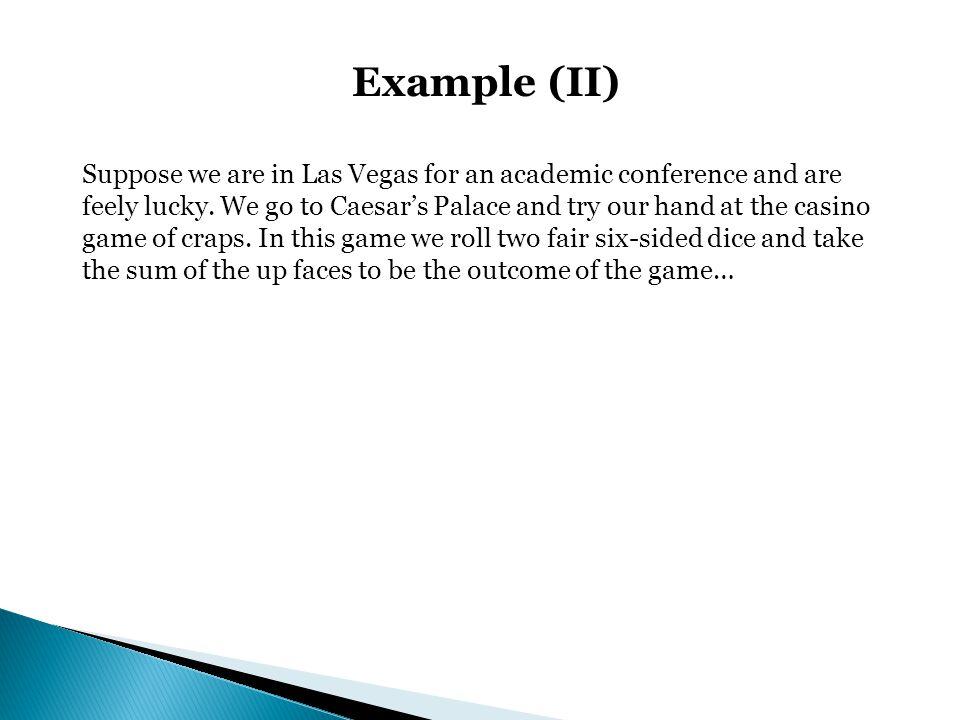 Example (II)
