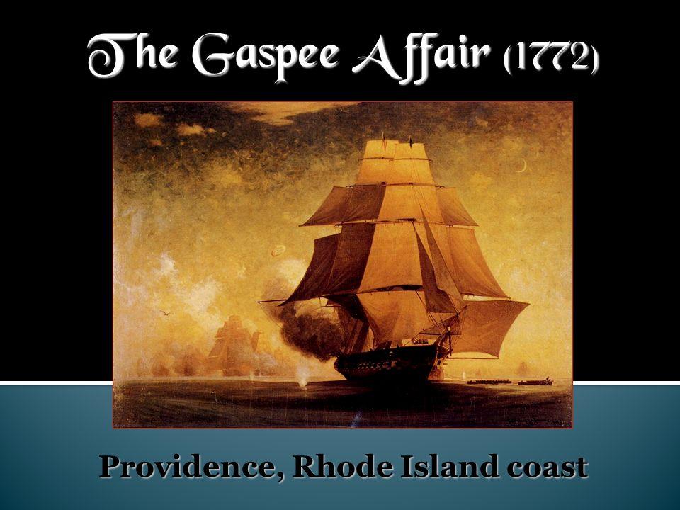 Providence, Rhode Island coast