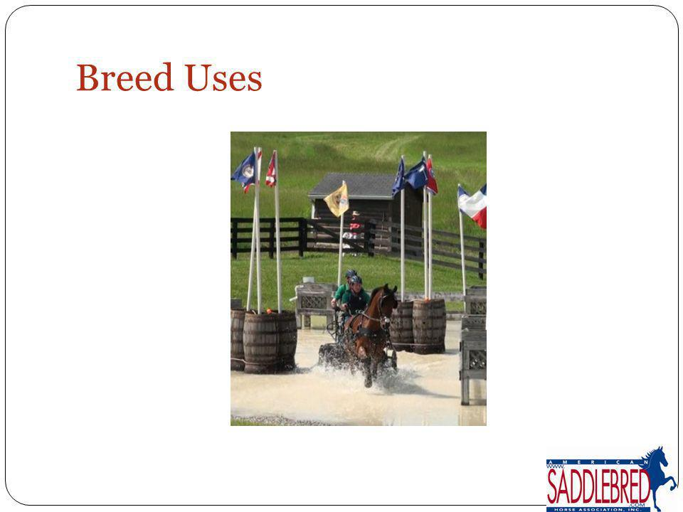 Breed Uses