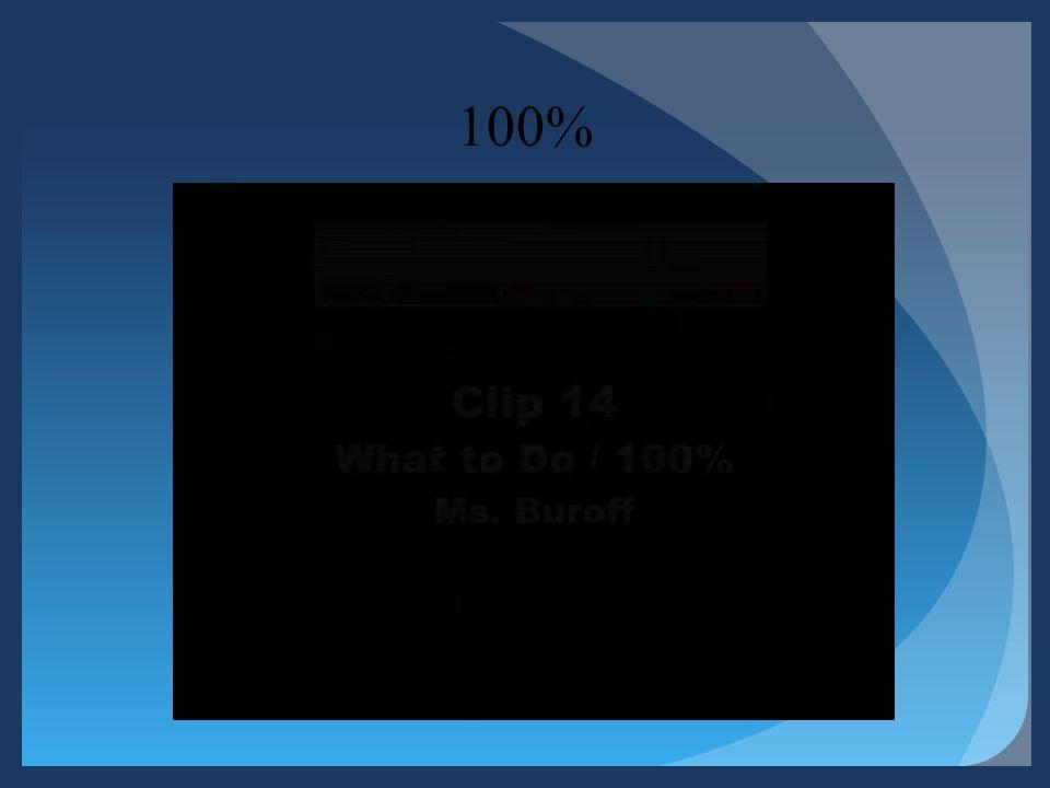 100 100%