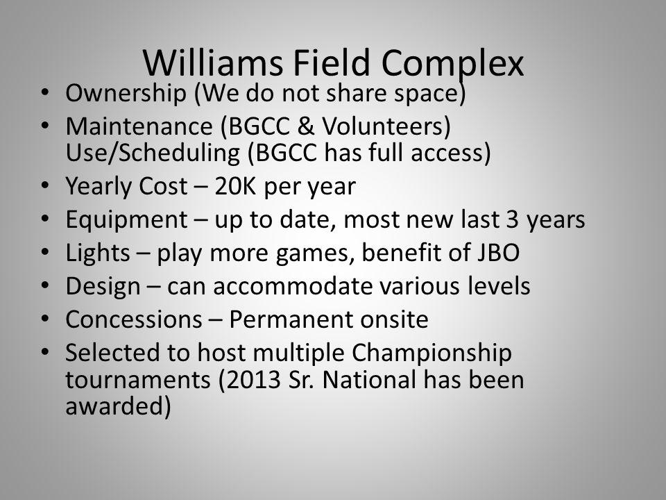 Williams Field Complex