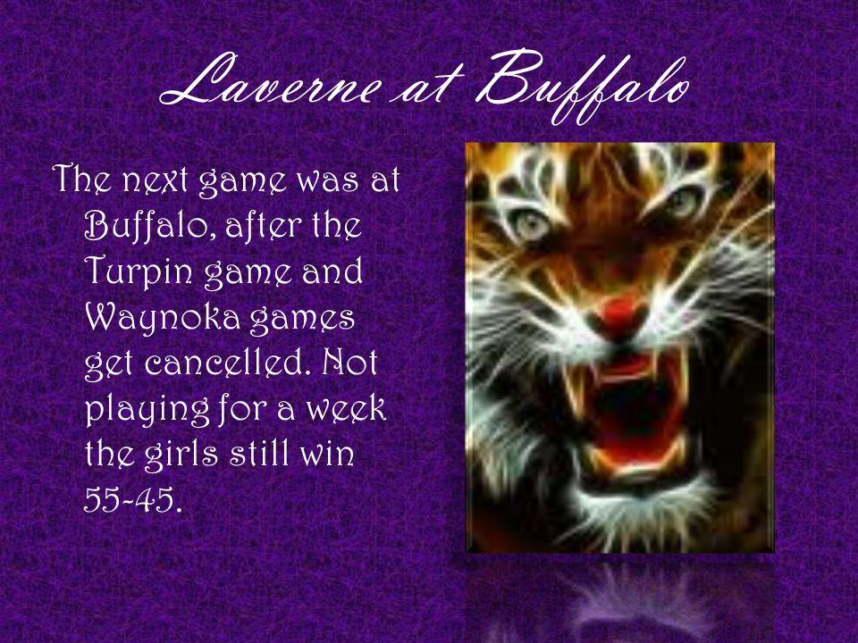 Laverne at Buffalo