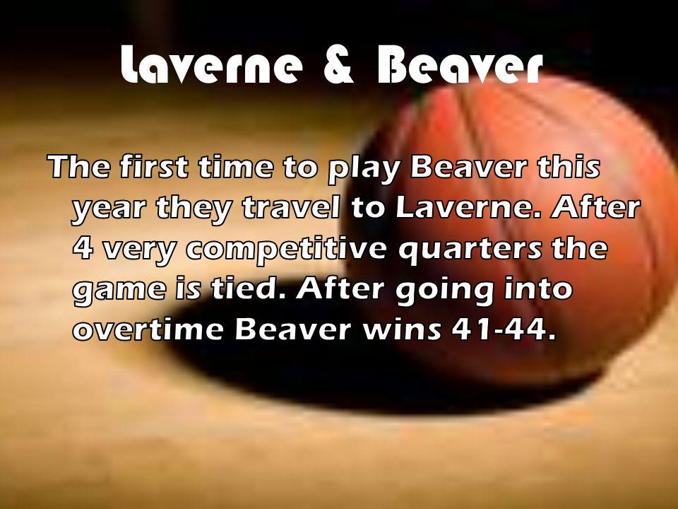 Laverne & Beaver
