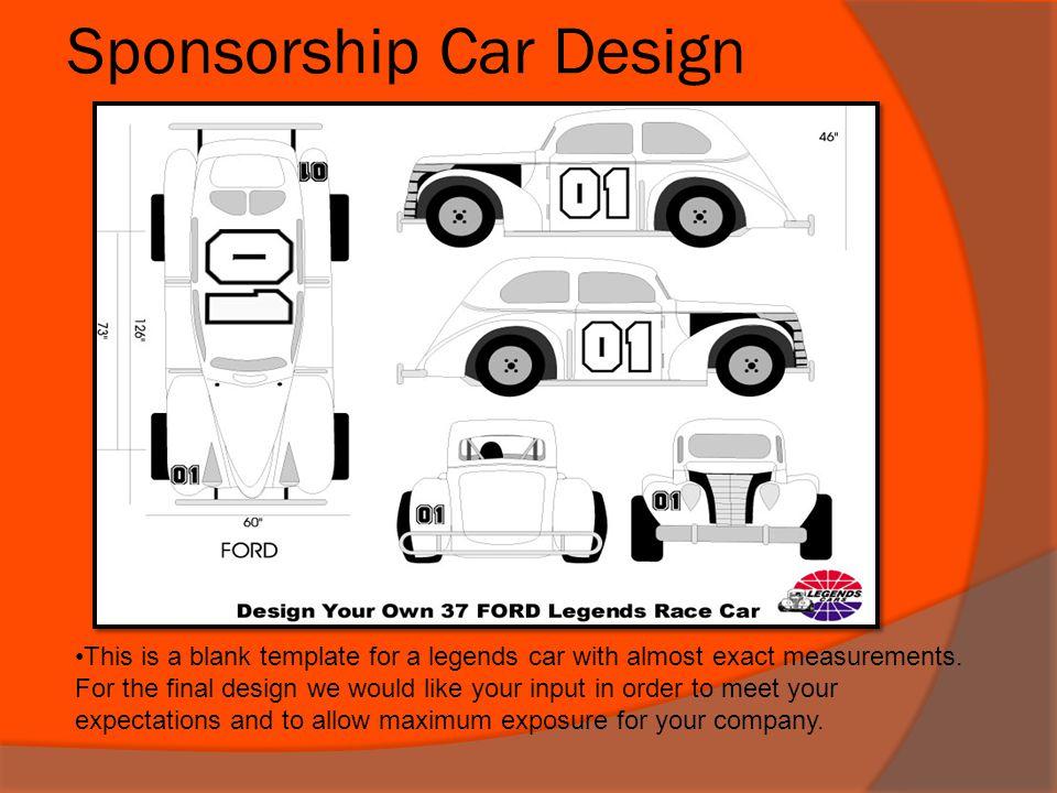 Sponsorship Car Design
