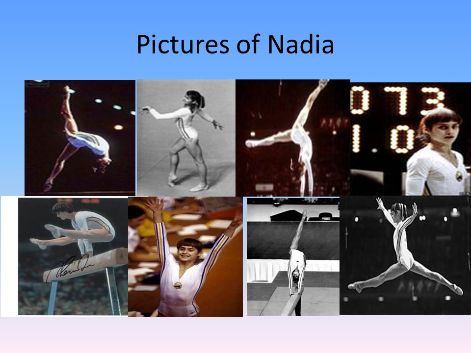 Pictures of Nadia