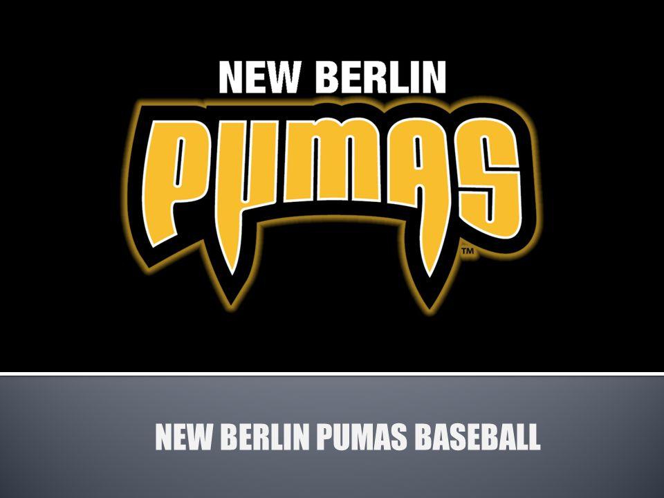 NEW BERLIN PUMAS BASEBALL