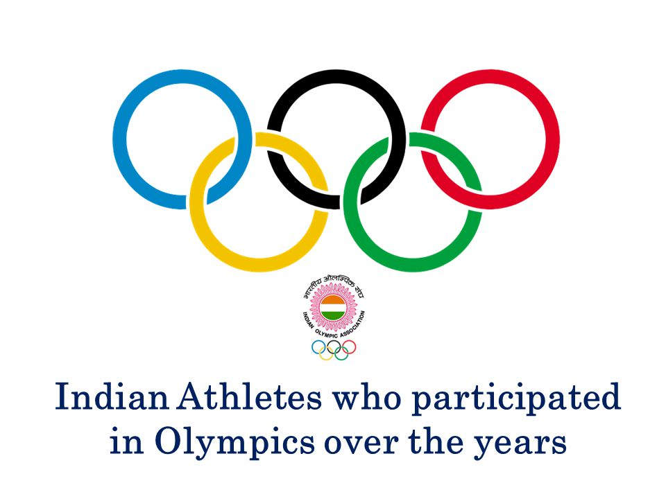 Indian Athletes who participated in Olympics over the years