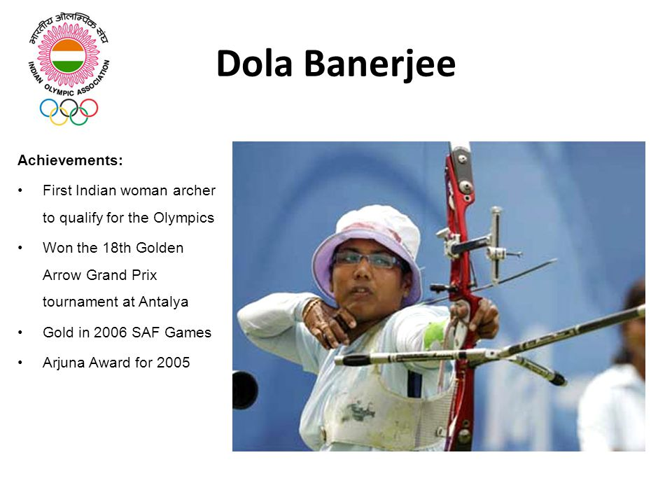 Dola Banerjee Achievements: