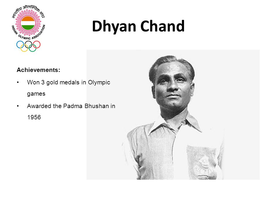 Dhyan Chand Achievements: Won 3 gold medals in Olympic games