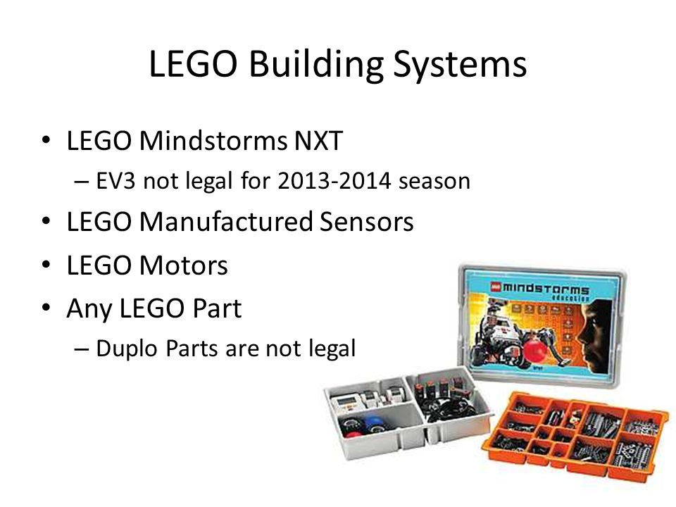 LEGO Building Systems LEGO Mindstorms NXT LEGO Manufactured Sensors