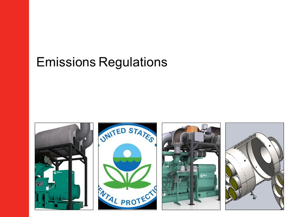 Emissions Regulations