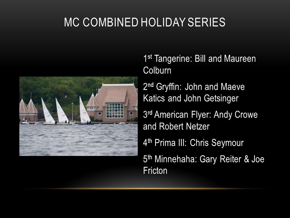 MC COMbined Holiday Series
