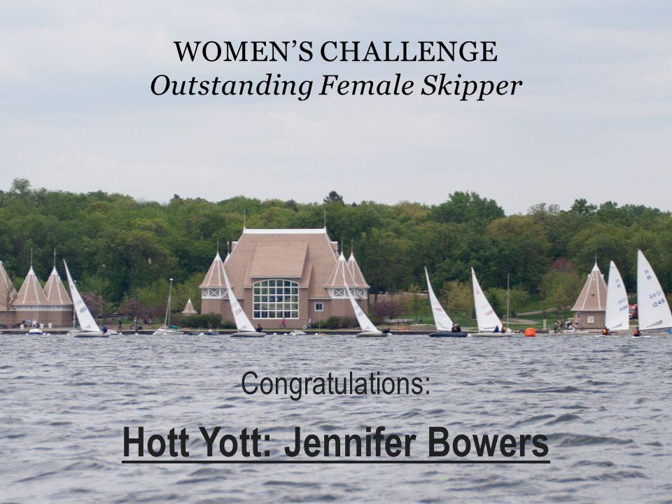 Women's Challenge Outstanding Female Skipper