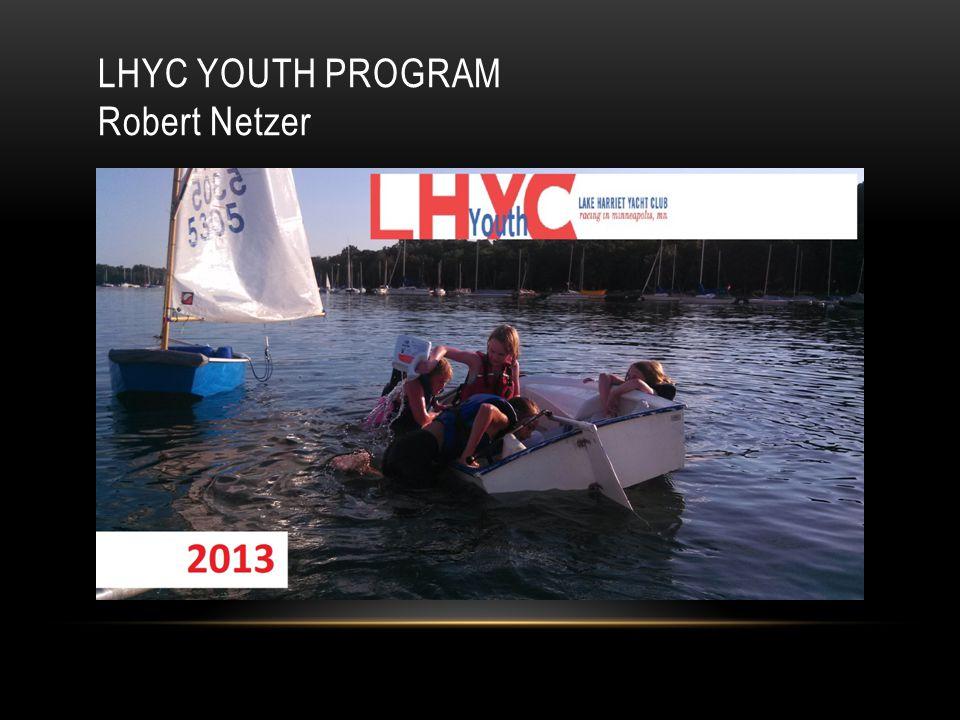 LHYC Youth Program Robert Netzer