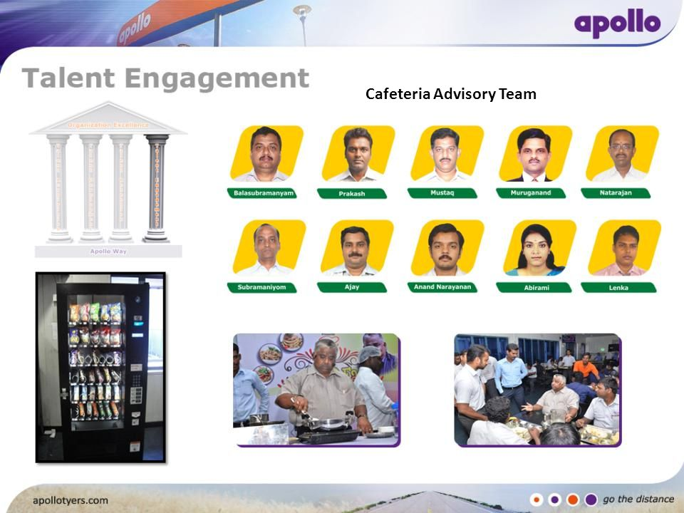 Cafeteria Advisory Team