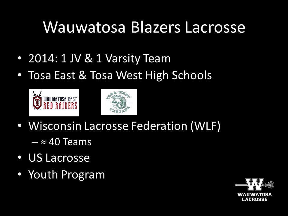 Wauwatosa Blazers Lacrosse