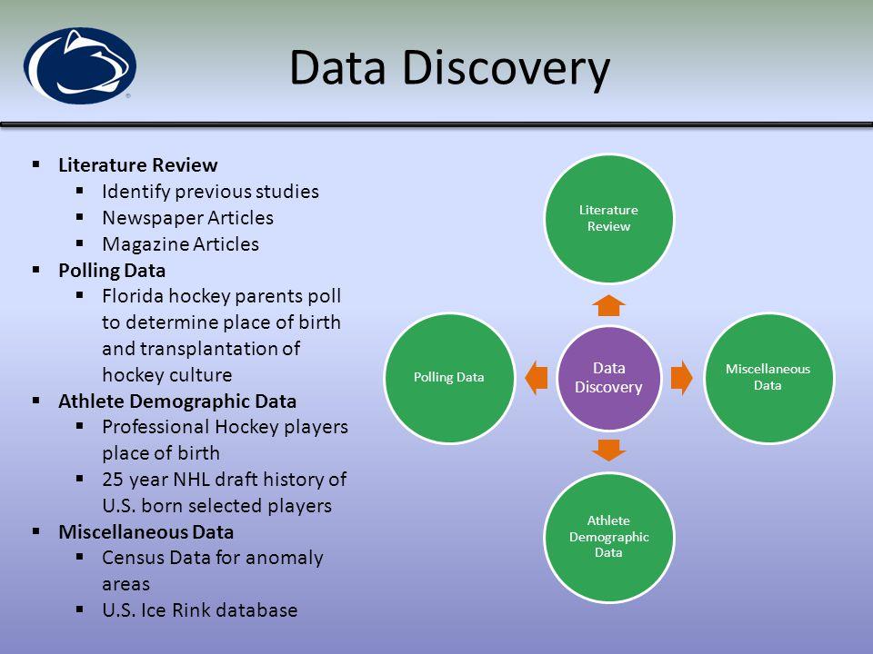 Athlete Demographic Data